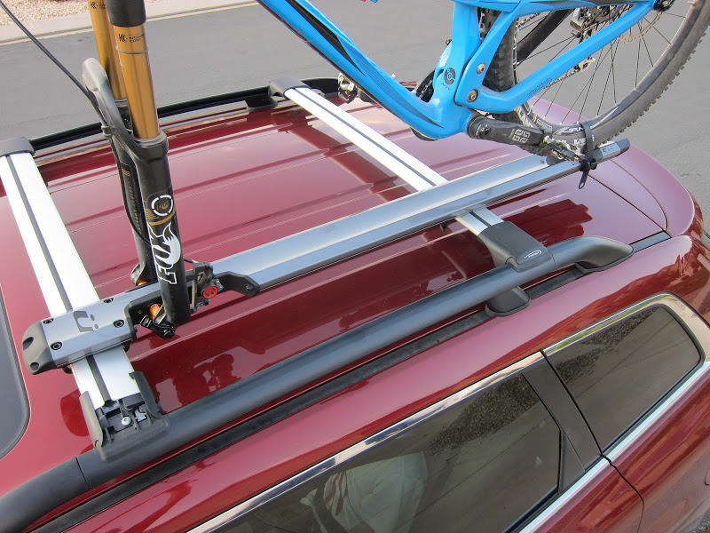 Just In Kuat Trio Roof Rack System