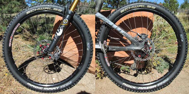 Schwalbe Magic Mary And Rock Razor Review