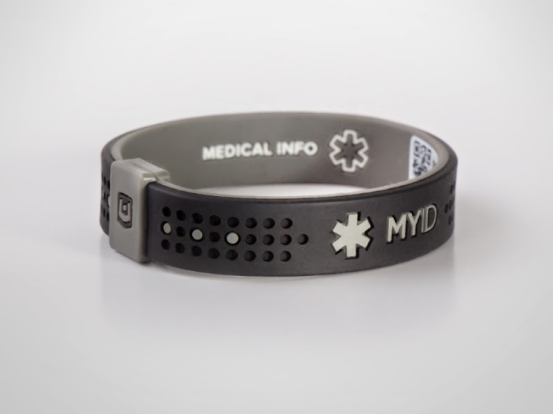 Bracelets Was Created To Provide 1st Responders With Vital Medical And Personal Information In Case Of Any Emergency