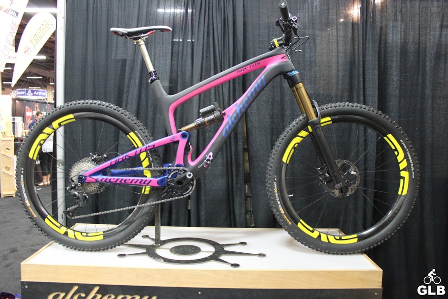 Interbike 2015 Bikes – Alchemy Arktos and BH Lynx 6/4.7 and Ultimate