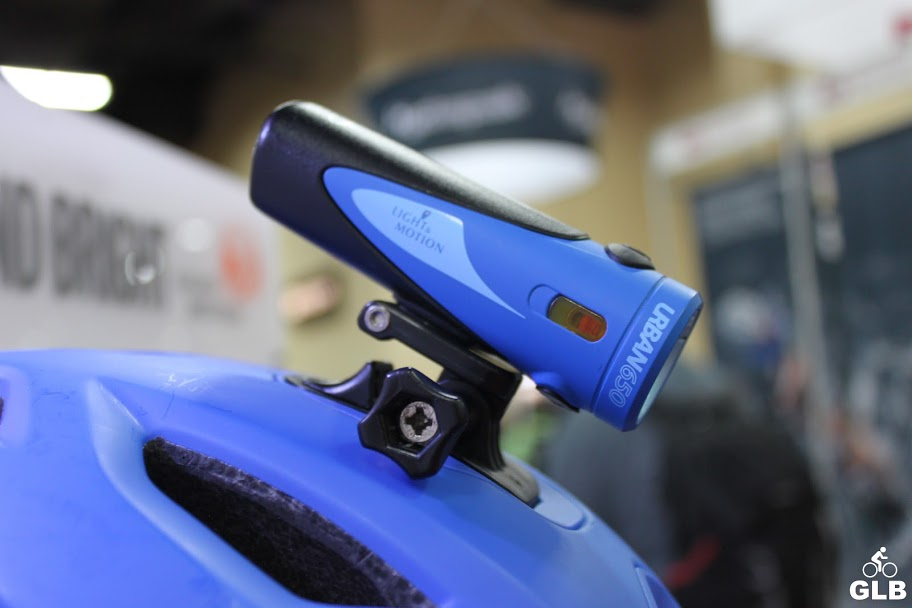 Delightful Urban 650 Light With GoPro Mount On Helmet. Light And Motion Manufacturers  Their Bike ... Photo Gallery