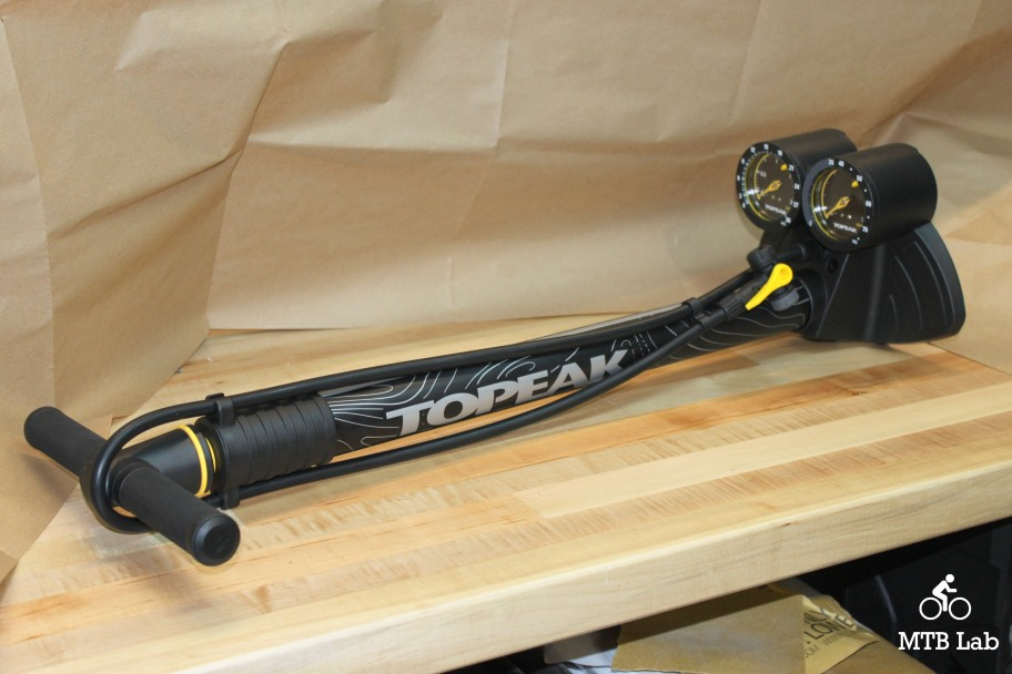 Topeak Joe Blow Dualie Floor Pump