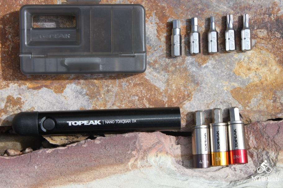 Topeak Torqbar Nano DX
