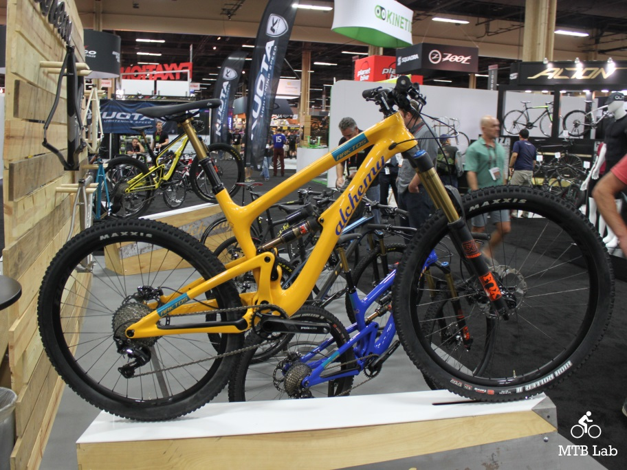 Interbike 2016 Bikes From Alchemy Bulls Otso And Yeti