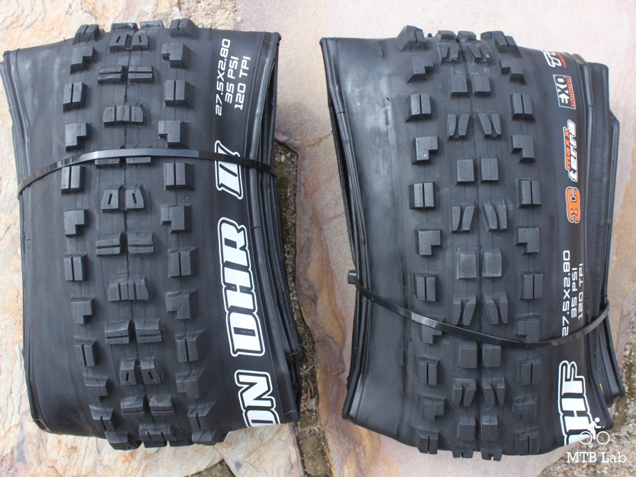 Just In Maxxis Minion Dhr Ii Plus And Dhf Plus Tires The Mtb Lab