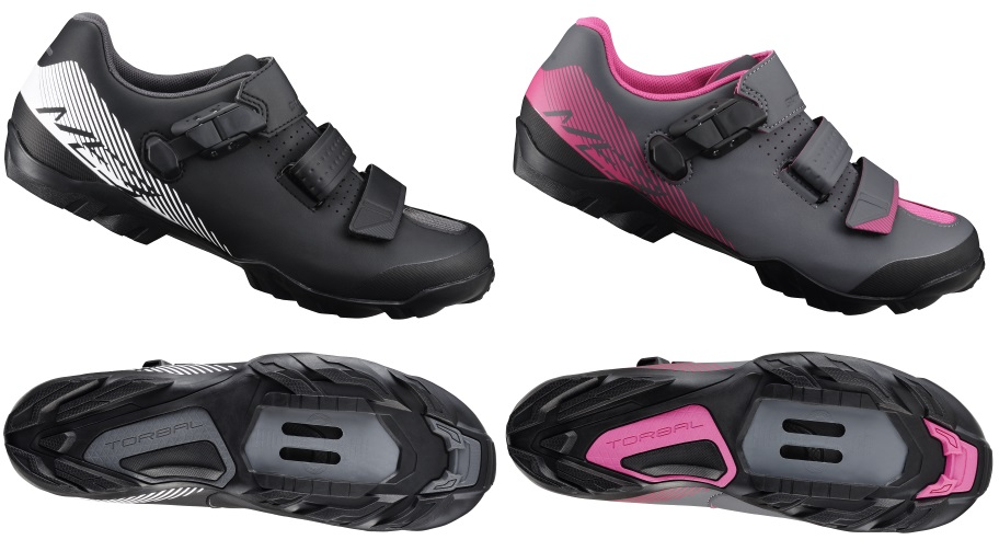 666b96ece26 ME3 and ME3W: Versatile off-road shoes designed to perform on and off the  bike