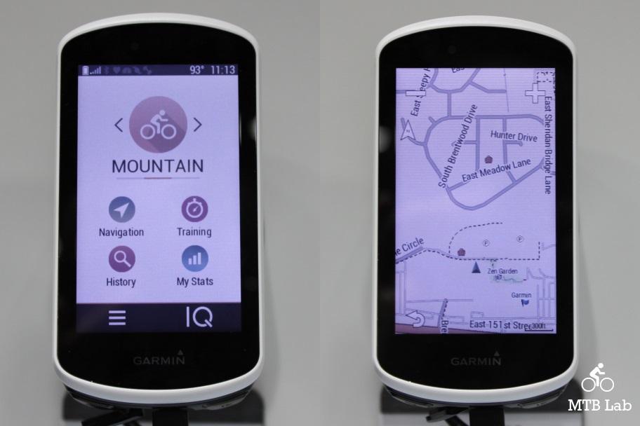 Interbike 2017 – Garmin Edge 1030 GPS Computer, inReach