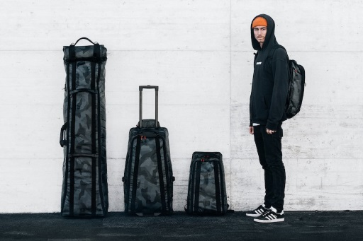 Post image for Db Equipment Unveils Limited Edition Black Camo Collection For Cycling