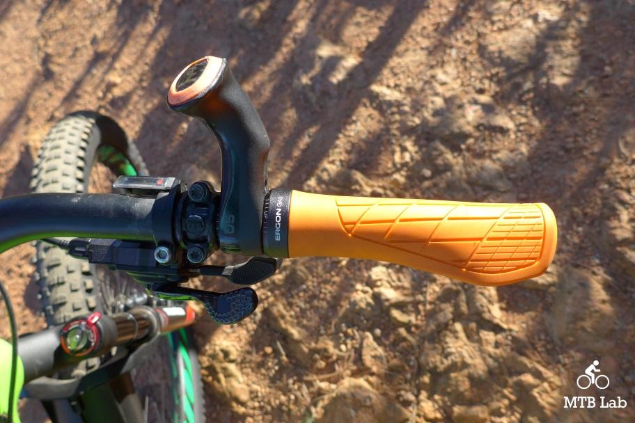 Ergon Ga3 Mtb All Mountain Grips Berry Bike