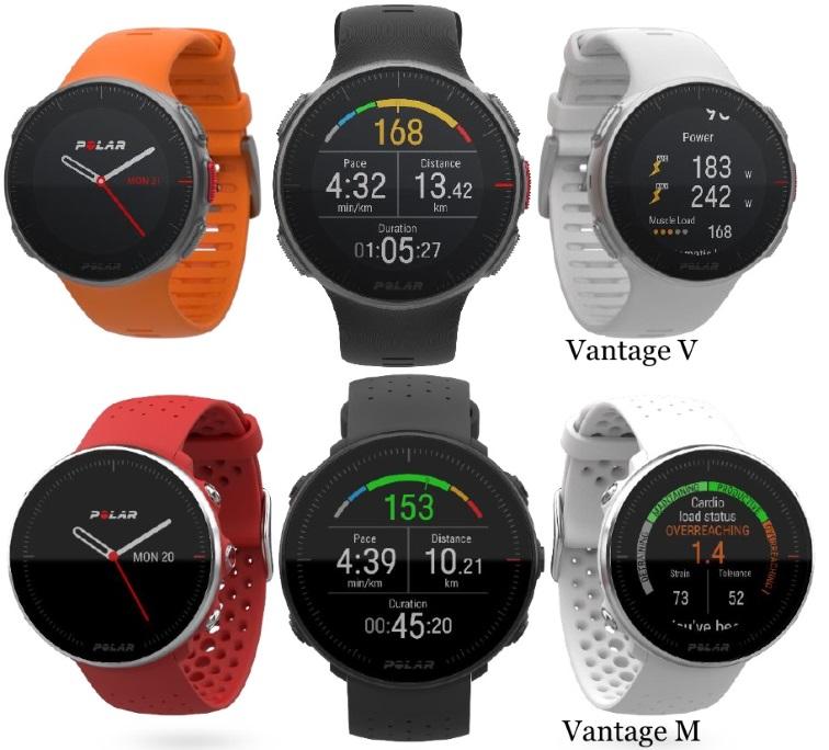 2511e6e4d Polar Announces the Vantage V and Vantage M Multi-Sport Watches The ...