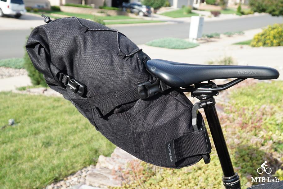 Topeak Backloader Bikepacking Saddle Bag
