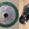 Thumbnail image for Wolf Tooth Components GC 49T Cog and WolfCage Kit for Shimano 11-speed